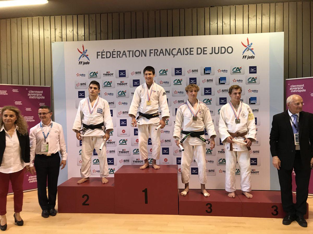 Seima LOUETTE CHAMPION DE FRANCE !